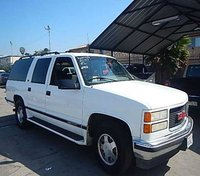1995 GMC Suburban Picture Gallery