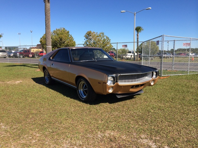 Picture of 1969 AMC AMX, exterior, gallery_worthy