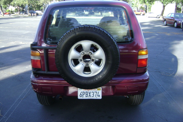 Picture of 1995 Kia Sportage Base 4WD