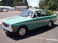 1972 Volvo 144 Overview