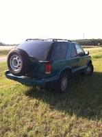 Picture of 1995 GMC Jimmy 2 Dr SLS 4WD SUV, exterior