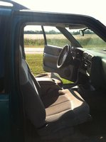 Picture of 1995 GMC Jimmy 2 Dr SLS 4WD SUV, interior