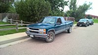 Picture of 1996 Chevrolet C/K 2500 Cheyenne Extended Cab SB, exterior