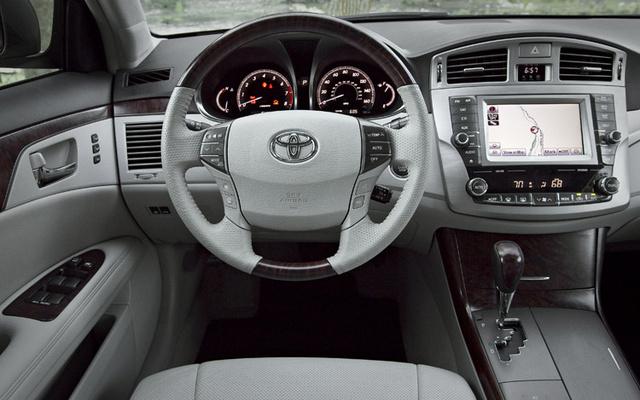 2011 Toyota Avalon Pictures Cargurus