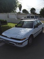Picture of 1988 Acura Integra 4 Dr LS Hatchback, exterior