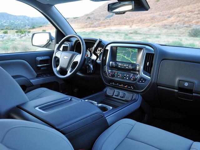 2015 Chevrolet Silverado 1500 - Overview - CarGurus