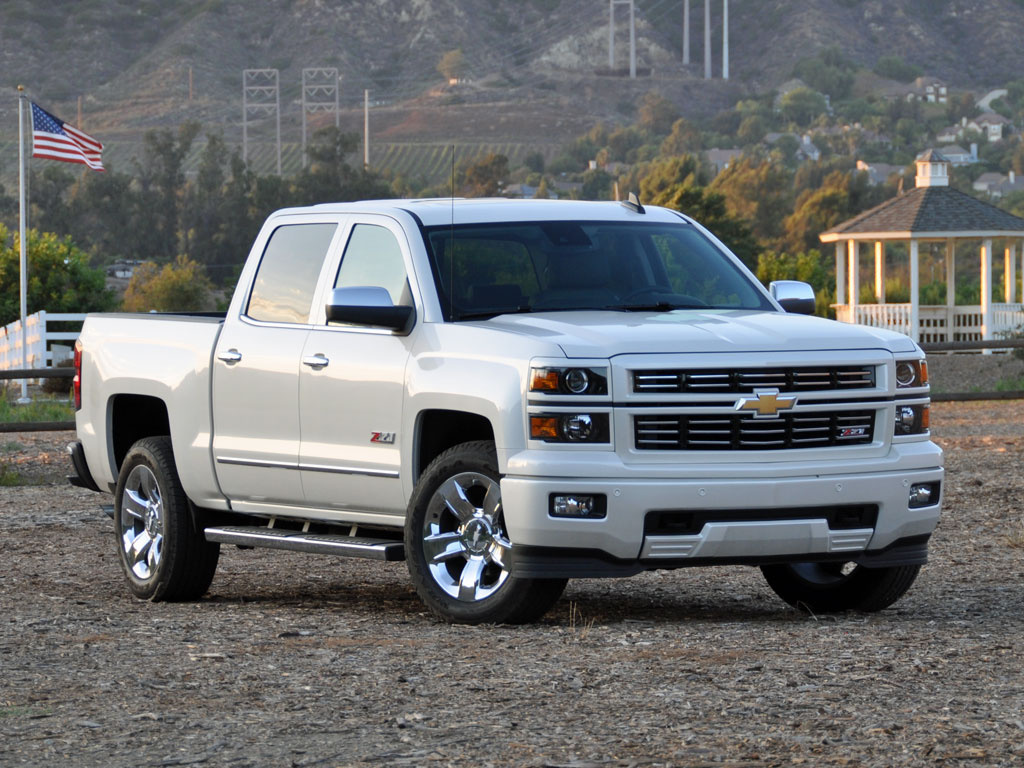 All Chevy chevy 1500 with tow mirrors : 2015 Chevrolet Silverado 1500 - Overview - CarGurus
