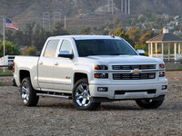 2015 Chevrolet Silverado 1500 Picture Gallery