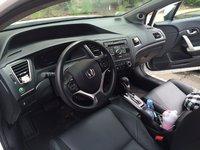 Picture of 2014 Honda Civic EX, interior