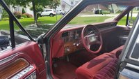 Picture of 1982 Lincoln Continental Givenchy, interior