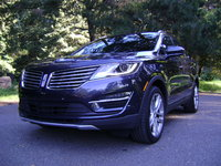 2015 Lincoln MKC Picture Gallery