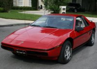 Picture of 1984 Pontiac Fiero SE or Indy, exterior