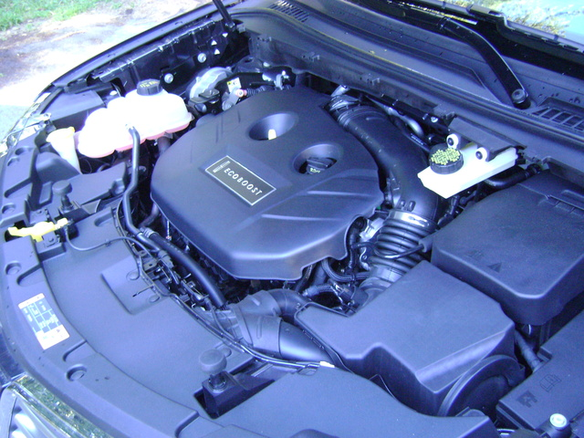 Picture of 2015 Lincoln MKC, engine, gallery_worthy