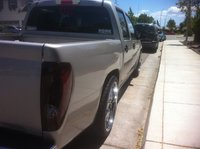Picture of 2005 GMC Canyon SLE Z85 Crew Cab 2WD, exterior, gallery_worthy