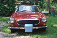 1970 Volvo P1800 Overview