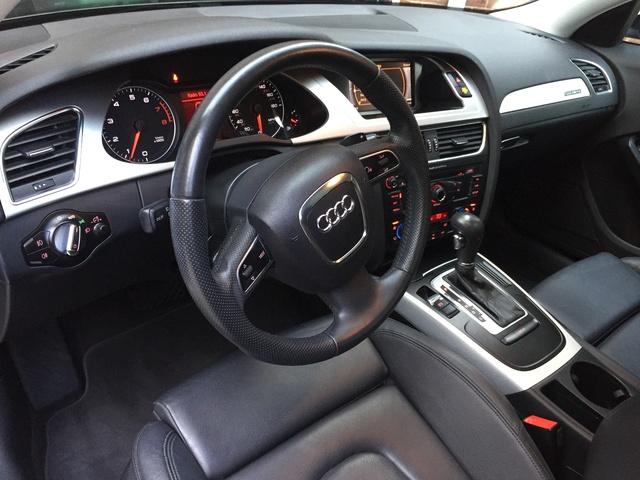 2009 Audi A4 Avant