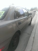 Picture of 1997 Mazda Protege 4 Dr DX Sedan, exterior