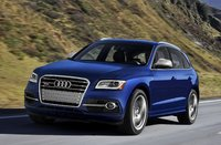 2016 Audi SQ5 Picture Gallery