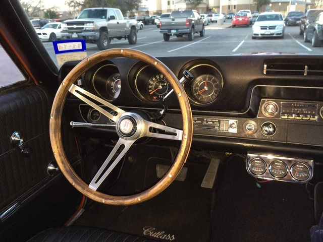 1968 Oldsmobile Cutlass Supreme Interior Pictures Cargurus