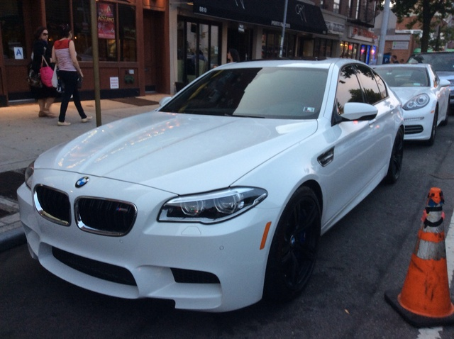 2015 Bmw M5 Overview Cargurus