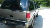Picture of 2000 Chevrolet Blazer 4 Dr LS SUV, exterior