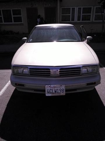 Picture of 1998 Oldsmobile Regency 4 Dr STD Sedan