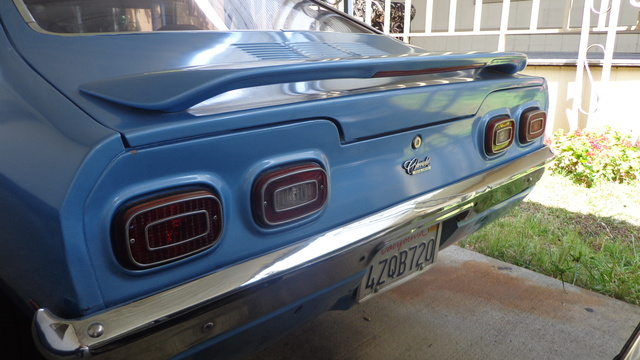 Picture of 1972 Chevrolet Vega