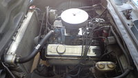 Picture of 1972 Chevrolet Vega, engine