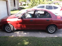 Picture of 2001 Daewoo Lanos 4 Dr S Sedan, exterior, gallery_worthy