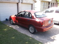 Picture of 2001 Daewoo Lanos 4 Dr S Sedan, gallery_worthy