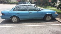 Picture of 1993 Ford Tempo 4 Dr GL Sedan, exterior