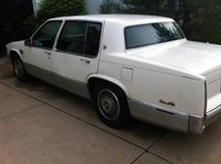 Picture of 1990 Cadillac DeVille Base Sedan, exterior