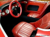 Picture of 1954 Austin-Healey 100, interior