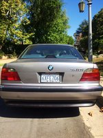 Picture of 1997 BMW 7 Series 740i