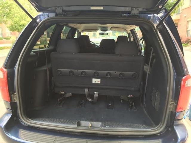 2002 Dodge Grand Caravan Interior Pictures Cargurus
