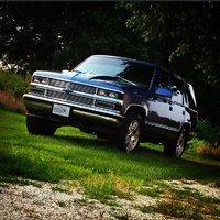 Picture of 1997 Chevrolet Tahoe 4 Dr LT 4WD SUV, exterior, gallery_worthy