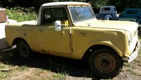 1962 International Harvester Scout Overview