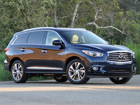 2015 INFINITI QX60 Picture Gallery
