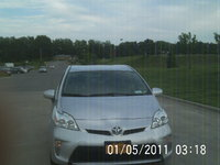 Picture of 2014 Toyota Prius Two, exterior, gallery_worthy