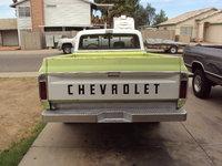1972 Chevrolet C/K 20 Overview