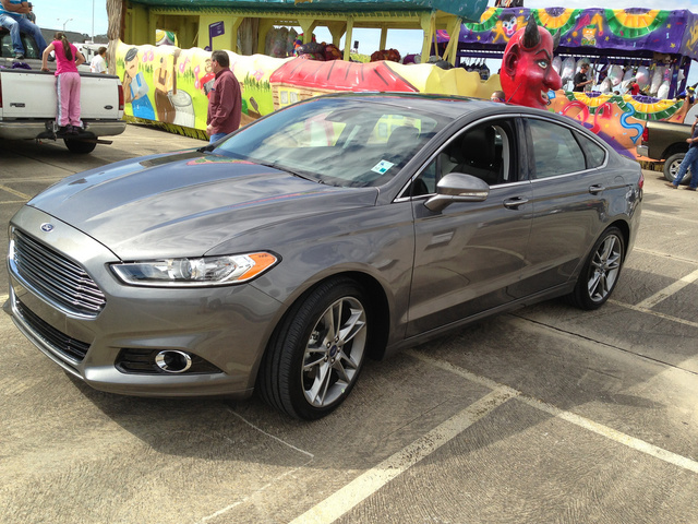 Picture of 2013 Ford Fusion Energi Titanium