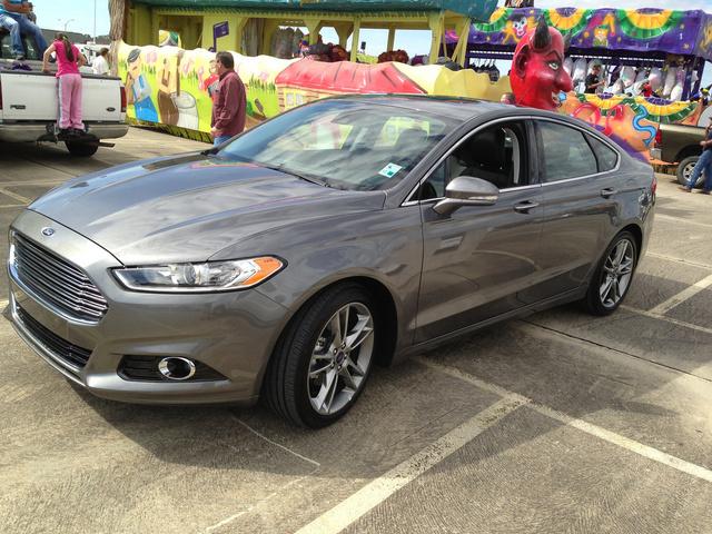 Picture of 2013 Ford Fusion Energi Titanium