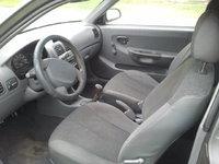 Picture of 2000 Hyundai Accent L 2-Door Hatchback FWD, interior, gallery_worthy