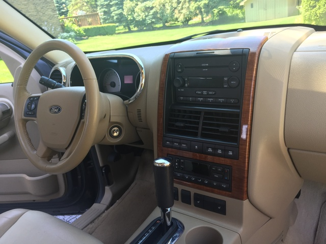 2001 Ford Expedition Eddie Bauer >> 2007 Ford Explorer - Pictures - CarGurus