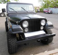 1981 Jeep CJ7 Overview