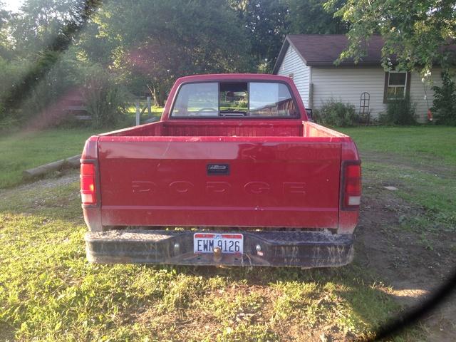1989 Dodge Dakota