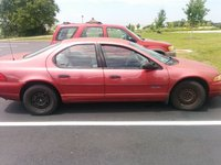 Picture of 1996 Plymouth Breeze 4 Dr STD Sedan, exterior