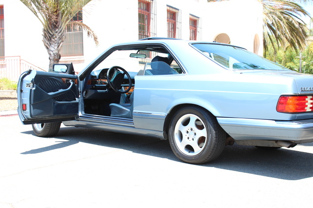Picture of 1989 Mercedes-Benz 560-Class 560SEC Coupe