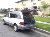 Picture of 1993 Toyota Previa 3 Dr LE Passenger Van, exterior, interior