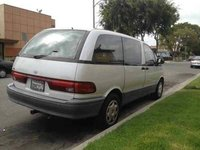 Picture of 1993 Toyota Previa 3 Dr LE Passenger Van, exterior, gallery_worthy